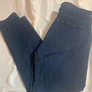 Sonoma Jeans - Dark washed Sonoma skinny jeans size 12